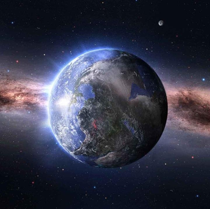 Jorden Vi Ärvde